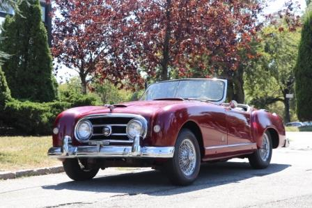 Classic Nash Healey For Sale. We Buy Classic Nash Healey Call Peter Kumar at Gullwing Motor Cars.