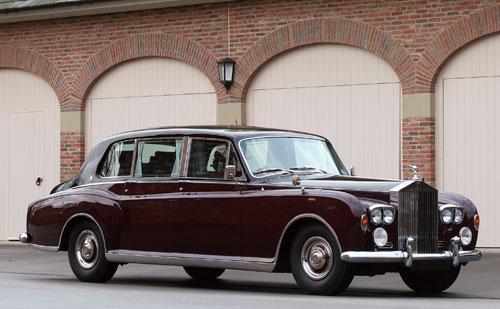 Sell Classic Rolls Royce Phantom VI | Call Gullwing Motor if Vintage Rolls Royce Phantom VI For Sale