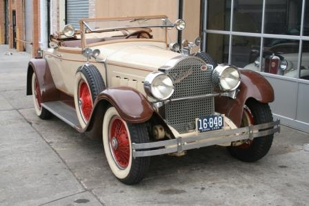 Classic Packard For Sale. We Buy Classic Packard. Call Peter Kumar at Gullwing Motor Cars.