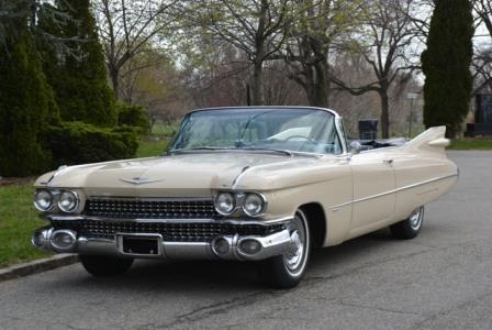 Classic Cadillac For Sale. We Buy Classic Cadillac. Call Peter Kumar at Gullwing Motor.