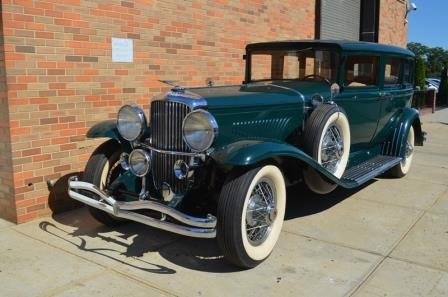 Classic Duesenberg For Sale. We Buy Classic Duesenberg. Call Peter Kumar at Gullwing Motor.