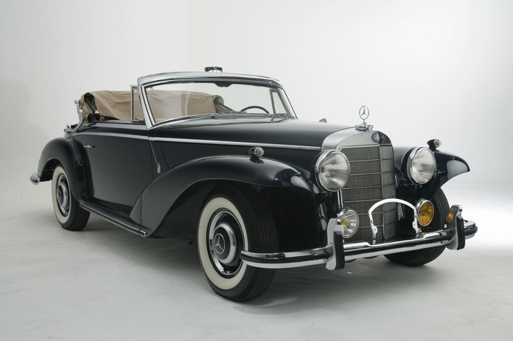 Sell Classic Mercedes 220 A | Call Gullwing Motor if Vintage Mercedes 220A For Sale